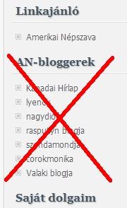 AN-bloggerek törlése