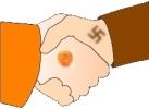 Fidesz Handshake