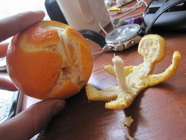 Narancs ember