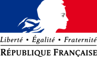 Logo of the French Republic