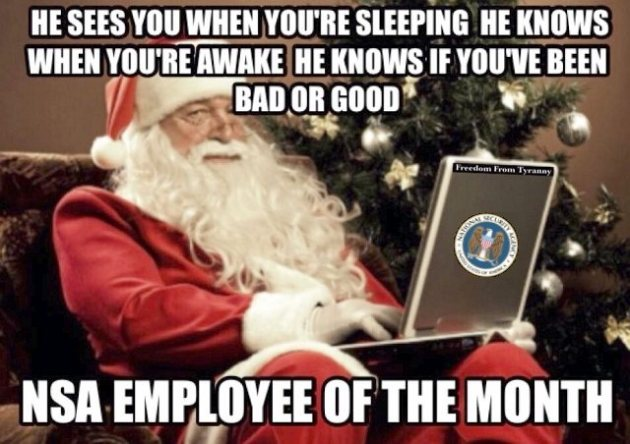NSA Employee Of The Month
