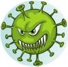 Evil Coronavirus