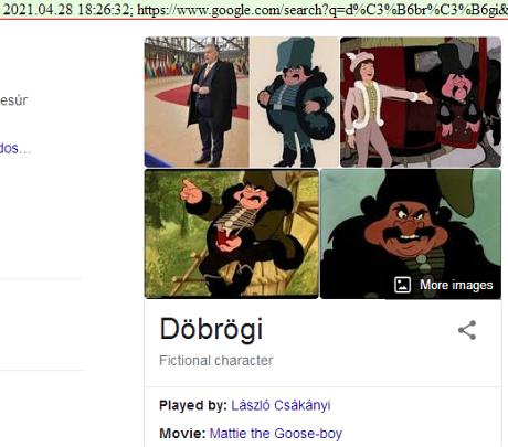 Orbán vs Döbrögi